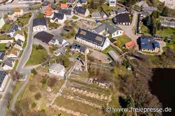 Olbernhau plant einen Park nach historischem Vorbild - Freie Presse