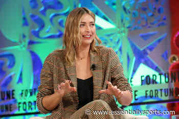 Maria Sharapova Gives a Sarcastic Reply to Mardy Fish About Gifting Him a Porsche - EssentiallySports
