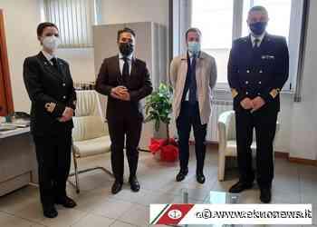 Ufficio Marittimo, a Giulianova in visita il direttore d'Abruzzo Molise e Isole Tremiti - ekuonews.it
