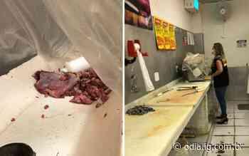 Procon encontra alimentos mal armazenados em Arraial do Cabo - Jornal O Dia