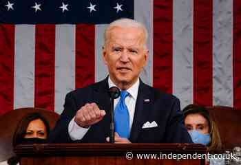 AOC and Ilhan Omar lead left-wing criticisms of Biden joint session speech