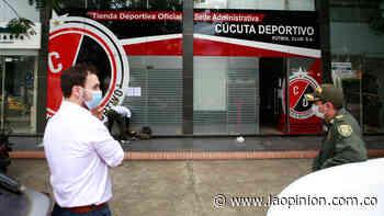 ¿Desistirá el IMRD del registro de la marca Cúcuta Deportivo? | La Opinión - La Opinión Cúcuta