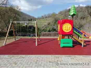 Figline Incisa. 100.000 euro di lavori per le aree giochi - Valdarno24