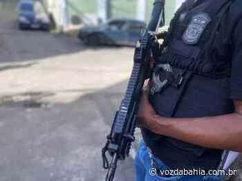 Investigado por estupro tem mandado cumprido em Bom Jesus da Lapa - Voz da Bahia