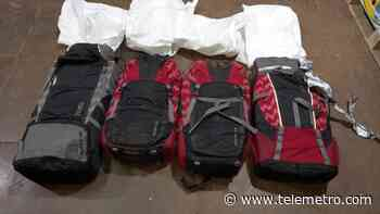 Incautan 100 paquetes de presunta droga en camión articulado en Changuinola - Telemetro