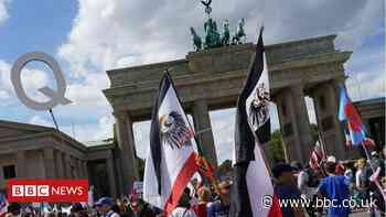 German spy agency watches Querdenker anti-lockdown movement