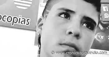 Asesinado menor, de 15 años de edad, en barrio de Caicedonia - cronicadelquindio.com