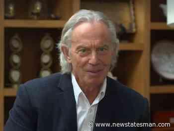 Tony Blair's hair calls for an intervention - New Statesman