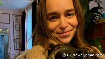 Emilia Clarke preparing for Marvel's Secret Invasion - Yahoo News UK