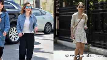 Emilia Clarke Looks Hot In Street Style Outfits, See Picture - IWMBuzz