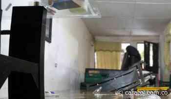 Habitantes de Boconó preocupados por sus viviendas - Caracol Radio