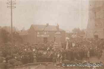 Herken jij dit historische plekje in Wellen uit 1921? - Het Nieuwsblad