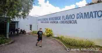 COVID-19: sistema de saúde de Sete Lagoas ainda trabalha no limite - Estado de Minas