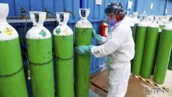 Huacho inauguró planta de oxígeno medicinal y proveerá de unos 80 balones diarios a Lima provincias - RPP Noticias