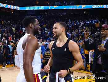 Dwyane Wade explains why all players need to 'fear' Stephen... - Heat Nation