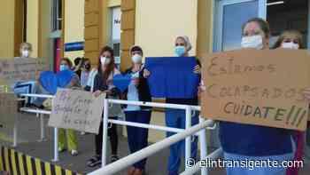"""Cómo está el Hospital de Lujan después de decretar el """"estado de emergencia"""" - El Intransigente"""