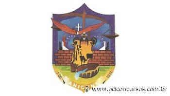 Prefeitura de Anicuns - GO realiza Processo Seletivo com 13 vagas - PCI Concursos