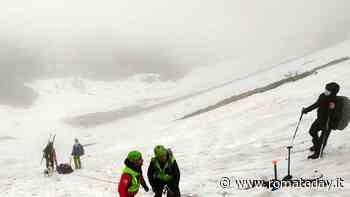 Il monte Terminillo è innevato, due escursionisti salvati a circa 2000 metri