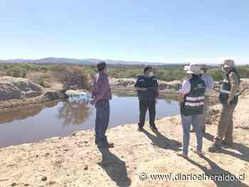 En Cauquenes: Director Regional del SAG verifica construcción de aguadas - Diario El Heraldo Linares