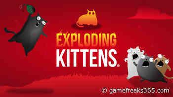 Exploding Kittens lands on Nintendo Switch - Game Freaks 365