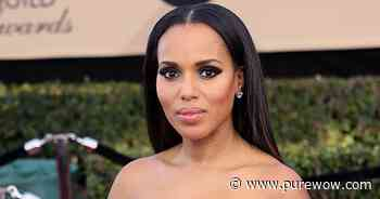 Kerry Washington Posts Extremely Rare Photos of the 'Bravest and Strongest' Woman—Her Mom - PureWow