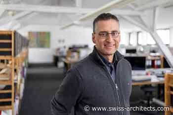 Der neue SIA-Präsident heisst Peter Dransfeld - - Swiss Architects