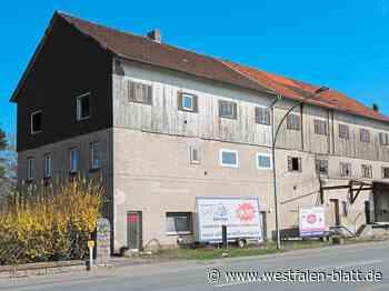 Borgholzhausen: Stadt ersteigert Bauruine - Westfalen-Blatt