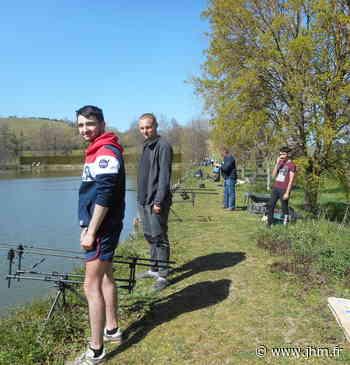 Varennes-sur-Amance : un week-end réussi à l'étang communal - le Journal de la Haute-Marne