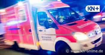 Sekundenschlaf? Mann bei Unfall auf der A7 Höhe Bordesholm schwer verletzt - Kieler Nachrichten