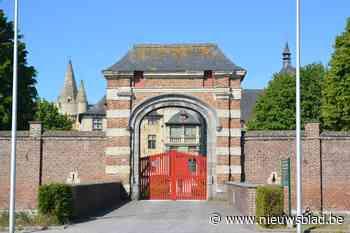 Erfgoeddag in kasteel is afgelast - Het Nieuwsblad