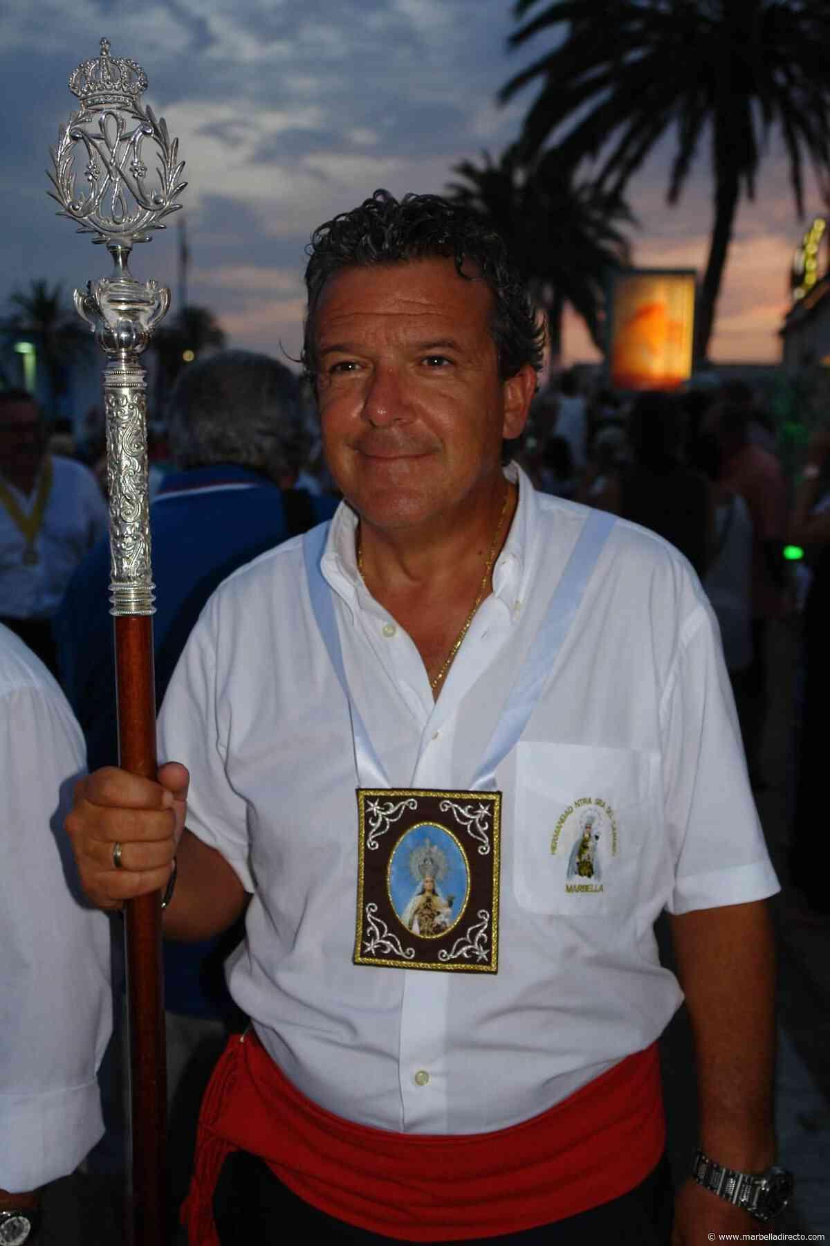Francisco Izquierdo, pregonero de la Virgen del Carmen en la festividad de 2021 - Marbella Directo