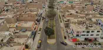 Trujillo: Rehabilitación de la avenida Ricardo Palma tiene un avance de 98 % - La Industria.pe