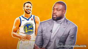 Warriors news: Dwyane Wade reveals Stephen Curry 'fear' in compliment - ClutchPoints