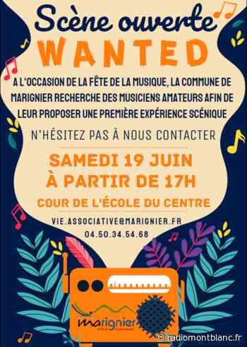 Vallée de l'Arve : Marignier prépare sa fête de la musique La Mairie invite les artistes - Radio Mont Blanc