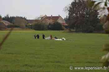 Lognes-Emerainville : vive émotion après le crash mortel d'un avion de l'aéroclub - Le Parisien