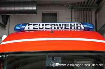 Feuer in Filderstadt-Sielmingen: Heckenbrand beschädigt zugehöriges Wohnhaus - esslinger-zeitung.de