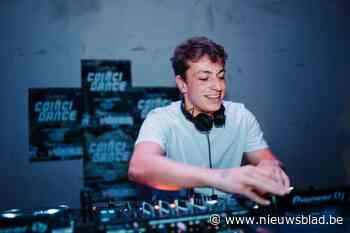 """DJ Tijl (22) trekt met eindwerk ten strijde tegen gehoorschade: """"Ongewild mee de oorzaak, nu op zoek naar oplossingen"""" - Het Nieuwsblad"""