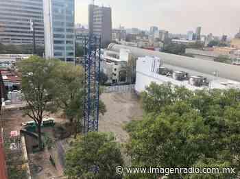 IMAGEN INFORMATIVA Vecinos tiran tapiales en Benito Juárez - Imagen Radio