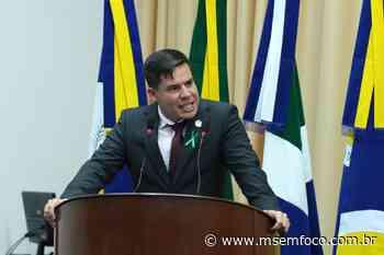 Dr. Diogo Castilho pede informações - MS em Foco