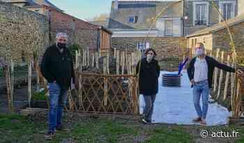 La Guerche-de-Bretagne : le jardin médiéval recherche des bras - actu.fr