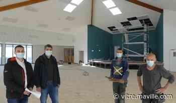 À La Guerche-de-Bretagne, la salle polyvalente s'offre une seconde vie - maville.com