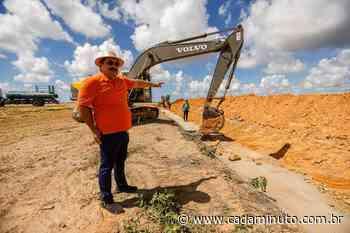 Obras de drenagem e pavimentação mudam realidade de moradores de Rio Largo - Cada Minuto