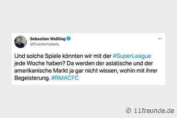 """""""Wie ein Testspiel im Trainingslager in Grassau"""" - 11 FREUNDE"""