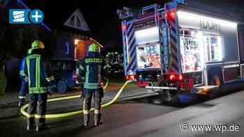 Wilnsdorf: Spraydose ruft viele Einsatzkräfte auf den Plan - Westfalenpost