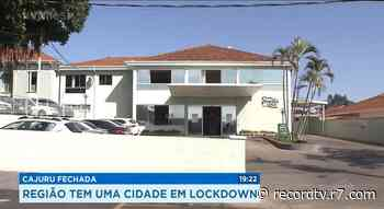 Tudo fechado: Cajuru está em lockdown - Record TV