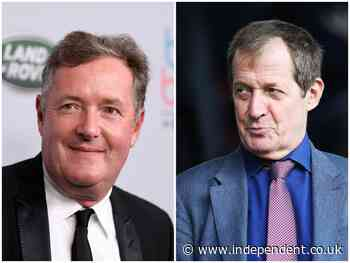 Alastair Campbell insists he is 'NOT the new Piers Morgan' as he hosts Good Morning Britain