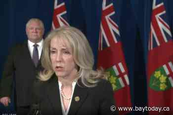 ONTARIO: Long-term care minister responds to auditor general's report on problems in nursing homes