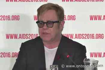 Elton John, Lady Gaga, Neil Patrick Harris Raise $3 Million For John's AIDS Foundation - On Top Magazine