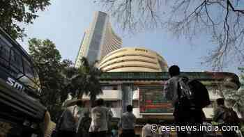 Market update: Sensex, Nifty shed day's gain to end flat