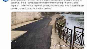 Spostare gli stand dalla banchina del Tevere per far spazio alla ciclabile: l'appello del Comune alla Regione